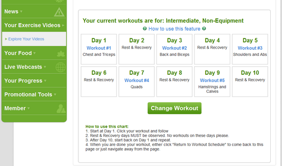 Exercise plan to lose weight in 6 weeks