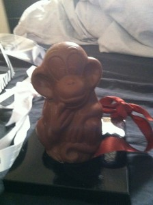 Monkey Chocolate