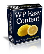 WP Easy Content